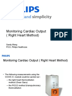 Activating Cardiac Output ( Right Heart )