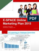Online Marketing 2015 Plan Revised1