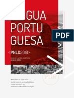 Guia PNLD 2018 Lingua Portuguesa
