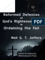 God's Righteousness in Ordaining the Fall-jeffers