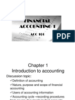 Financial Acctg Notes