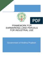 Framework for Earmarking Land Parcels for Industries