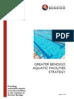 Greater Bendigo Aquatic Facilities Strategy 2010
