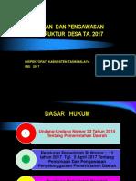Ekpose Panel Dpmdpakb 2017 Inspektorat