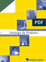 Catalogo de Produtos CG 2008