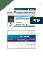 02 Materiales de Cubierta Para Invernaderos y Su Eficiencia Energetica Juan Carlos Lopez 1462356035