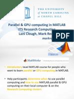 Parallel Gp Um at Lab
