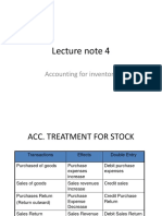Lecture Note 4&5