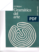 Beljon, J. J. - Grmática del arte