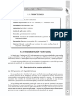 Ficha Tecnica Del Manual de Conductores