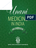 Unani Medicine in India Web