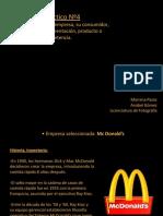 Mcdonalds Diapositivas