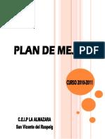Plan Mejora