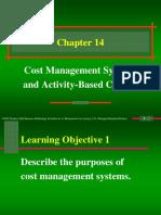 b14 Cost Management ABC