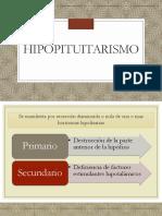 Hipopituitarismo Completo