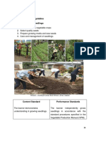 Module 3. Grow Seedlings