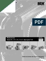 19 Mantención Moto-reductor Dispensador