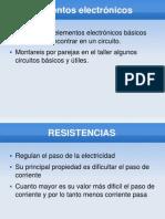 Elementos Electronicos PDF