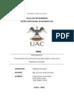 Trabajo 1 Albañileria