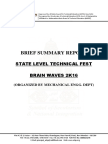 1.Total Summary Report Brain Waves