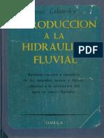 37 INTRODUCCION A LA HIDRAULICA FLUVIAL-SERGE LEVIAVSKY-1964.pdf