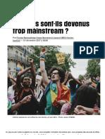 Les gays sont-ils devenus trop mainstream _ - Libération