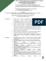 SK PANDUAN Kriteria Masuk Rawat Di HCU