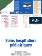 Soins hospitaliers pédiatriques