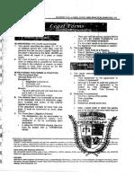 San Beda 2009 Legal Forms