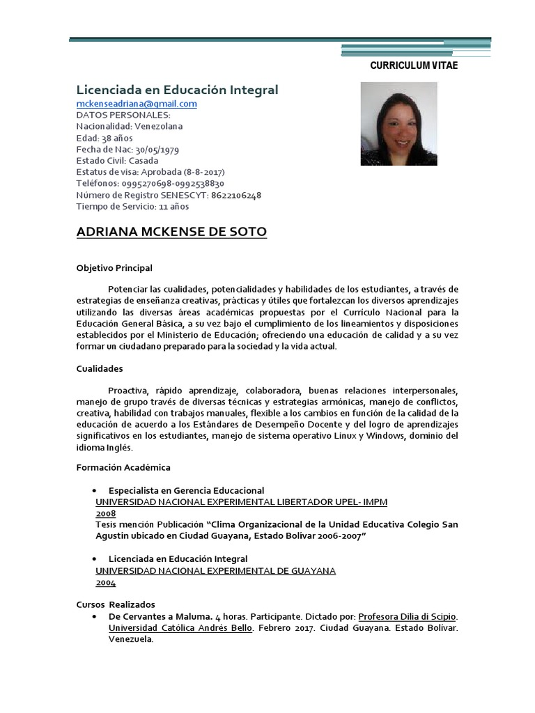 Curriculum Vitae uploaded by ander_76
