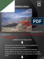 Unidad didactica N° 01.01 - Ciclo hidrológico