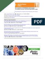 Applied Physics Letters Volume 100 Issue 13 2012 [Doi 10.1063%2F1.3699029] Chen, Chao; Liu, Xingzhao; Zhang, Jihua; Tian, Benlang; Jiang, H -- Threshold Voltage Modulation Mechanism of AlGaN_GaN Metal