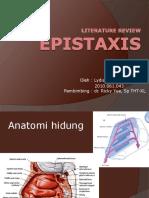 LitView Epistaxis
