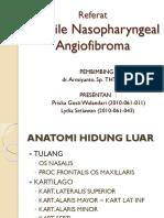 Referat Juvenile Nasopharyngeal Angiofibroma
