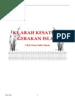 8. Kesatuan Gerakan Islam - Fathi Yakan.pdf