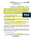 Rule 35 - Summary Judgments