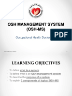 5 OSH Management System