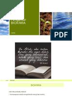 Pengantar Biokimia SL