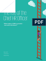 The Rise of the CHRO