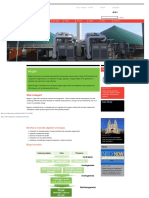 Biogas CHP Cogeneration Combined Heat and Power
