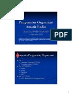 Pengenalan Organisasi
