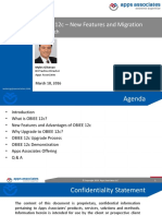 Live Webinar Upgrading to Oracle Business Intelligence 12c