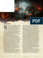 Dragon Age 5th Edition - Demons