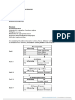 Ranking Process Details