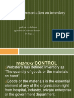 Inventorycontrol Edo