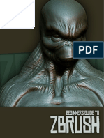 Beginners Guide ZBrush