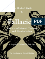 The Thinker's Guide to Fallacies_The Art of Mental Trickery and Manipulation