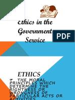 Law Ethics _RA 6713geraldineperez-140320000613-Phpapp01