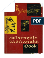 Calatoriile capitanului Cook