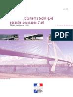 Textes Et Documents Techniques Essentiels Ouvrages d'Art -2006 - Repertoire